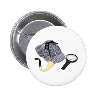 DetectiveKit082009 2 Inch Round Button