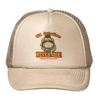 Detectives Hat
