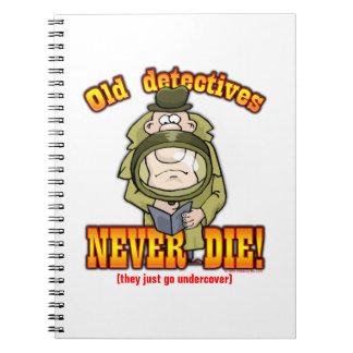Detectives Cuaderno