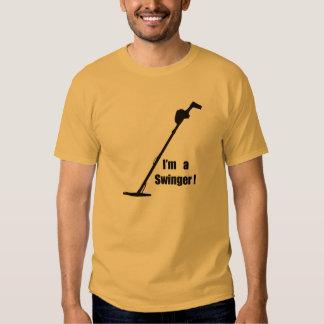 detector de metales, prospector, camiseta del playera