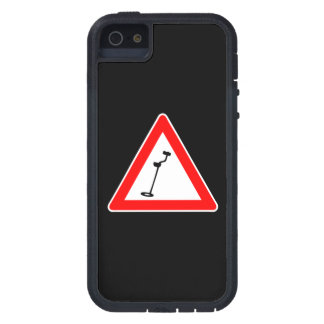 Detectorist - Sondengänger - Metal detecting Case For iPhone SE/5/5s