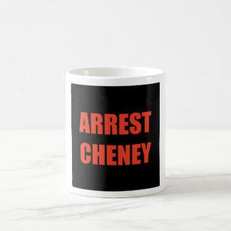 Detención Cheney Taza Clásica