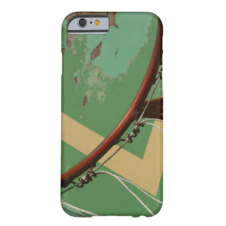 Deteriorating basketball hoop barely there iPhone 6 case
