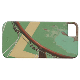 Deteriorating basketball hoop iPhone SE/5/5s case