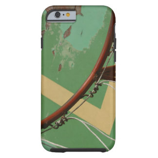 Deteriorating basketball hoop tough iPhone 6 case