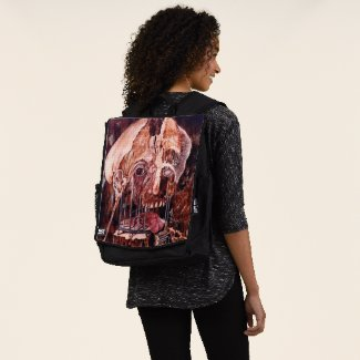 DETERIORATION OF MIND OVER MATTER BACKPACK