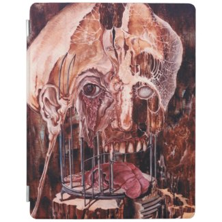 DETERIORATION OF MIND OVER MATTER iPad SMART COVER