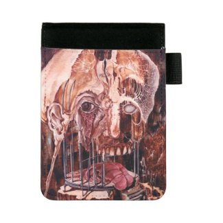 DETERIORATION OF MIND OVER MATTER MINI PADFOLIO