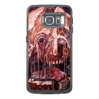 DETERIORATION OF MIND OVER MATTER OtterBox SAMSUNG GALAXY S6 EDGE CASE