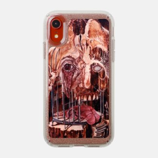 DETERIORATION OF MIND OVER MATTER SPECK iPhone CASE