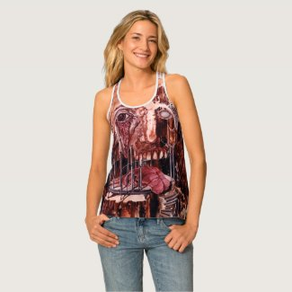 DETERIORATION OF MIND OVER MATTER TANK TOP