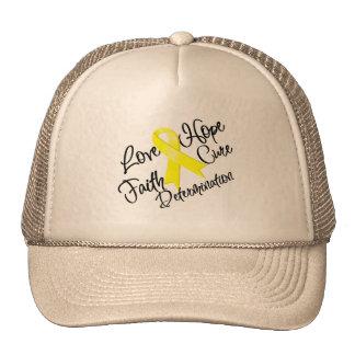 Determinación de la esperanza del amor de la endom gorras de camionero