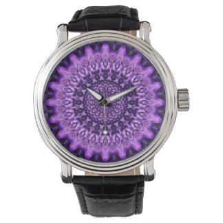 Determinación de la mandala creada por Tutti Relojes De Mano