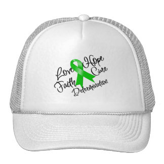 Determinación traumática de la esperanza de la les gorra