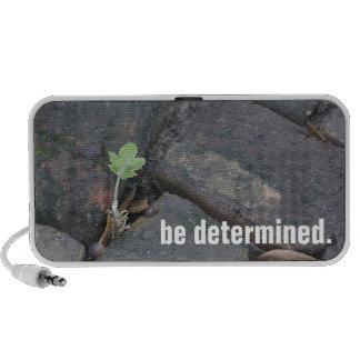 """determination"" DOODLE SPEAKER"