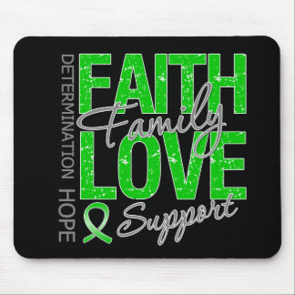 Determination Faith Collage Spinal Cord Injury Mouse Pad