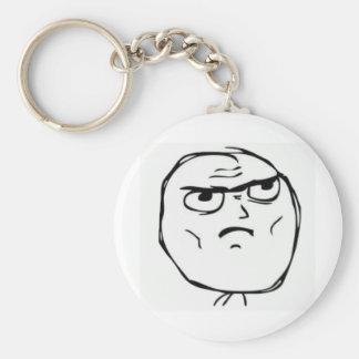 Determination guy keychains