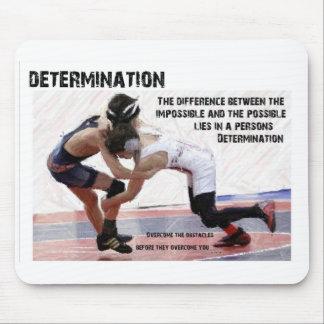 Determination Mouse Pads