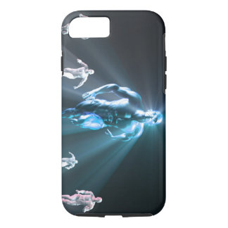 Determination or Determined Leader Leading iPhone 7 Case