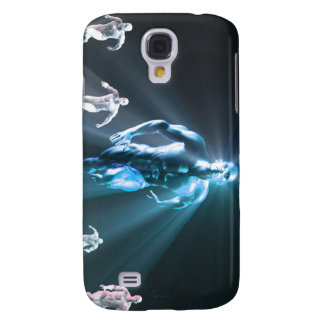 Determination or Determined Leader Leading Samsung Galaxy S4 Case