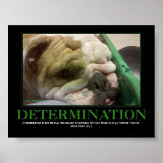 DETERMINATION POSTER!