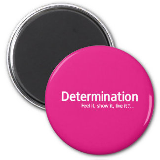 Determination - Thought Shapers™ Magnet