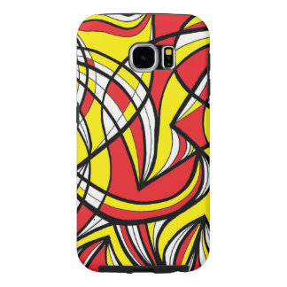 Determined Upbeat Unassuming Diplomatic Samsung Galaxy S6 Case