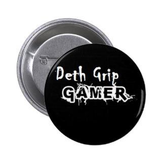 Deth Grip Gaming Metal Button