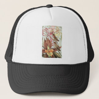 Detmold Catasetum and Cypripediums Trucker Hat