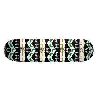Deton Family Crest Skateboard Deck