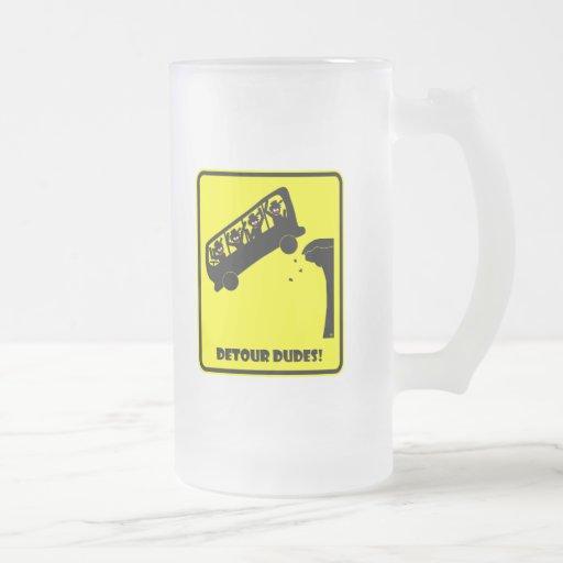 Detour DUDES-1 Coffee Mug