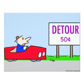detour fifty cents card
