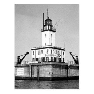 DeTour Reef Lighthouse Postcard