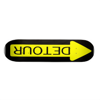 Detour Skateboard Deck