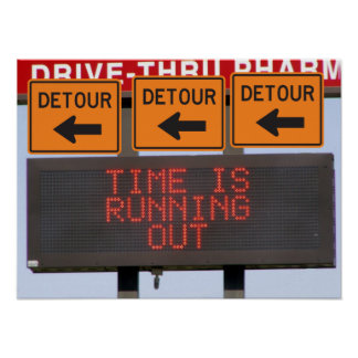 Detour - time is running out! poster