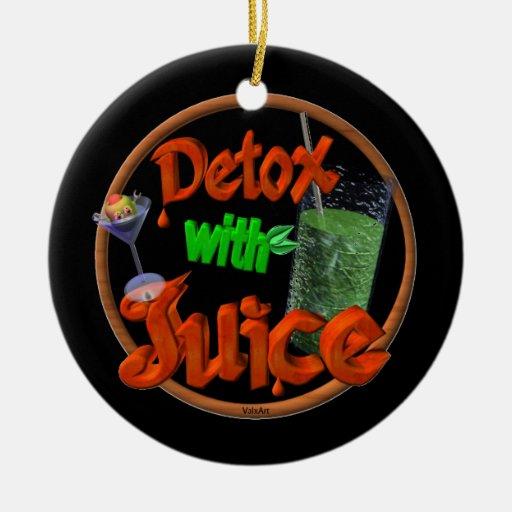 Detox con el jugo en 100+ productos ornamento para reyes magos