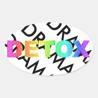 Detox Sticker