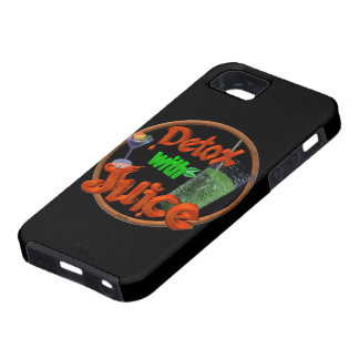 Detox with Juice on 100+ products iPhone 5 Cases