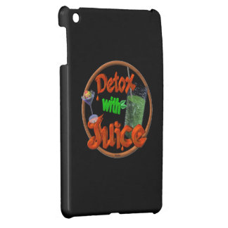 Detox with Juice on 100+ products iPad Mini Cover