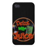 Detox with Juice on 100+ products iPhone 4 Cases