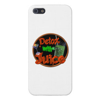 Detox with Juice on 100+ products Covers For iPhone 5