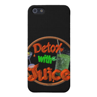 Detox with Juice on 100+ products Cover For iPhone 5