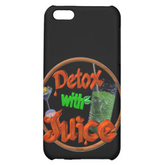 Detox with Juice on 100+ products iPhone 5C Case