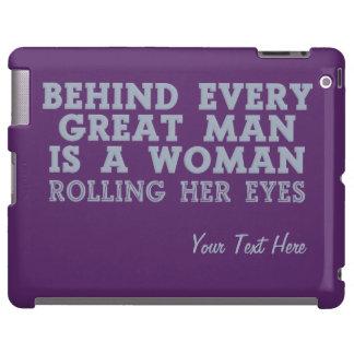 Detrás de cada caso de encargo del iPad del hombre
