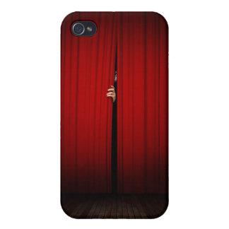 Detrás de la cortina iPhone 4/4S funda