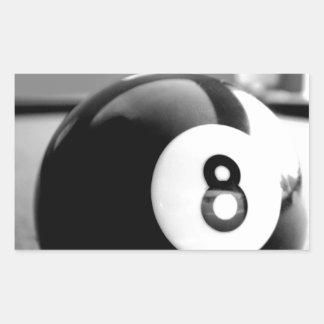 Detrás del 8-Ball bola ocho Rectangular Altavoz