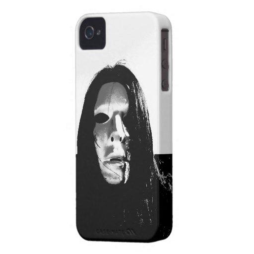 Detrás del negro iPhone 4 Case-Mate funda