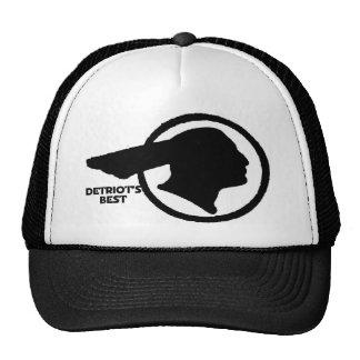 DETRIOT'S BEST TRUCKER HATS