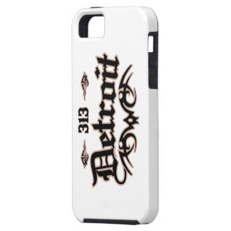 Detroit 313 iPhone 5 cases