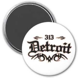 Detroit 313 imanes